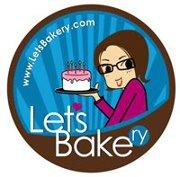 Lets Bakery Logo