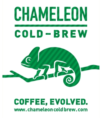 Chameleon Cold-Brew Logo