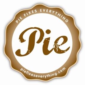 Pie Fixes Everything Logo
