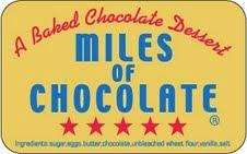 Miles of Chocolate Logo