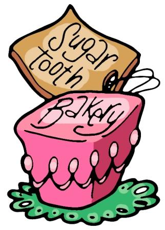Sugar Tooth Baker Logo
