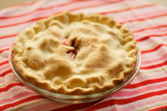 2 Pixiespace rhubarb pie