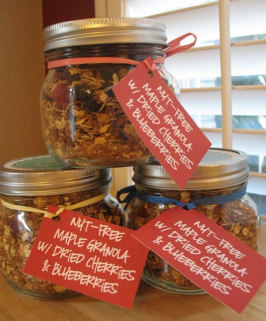 Gateway Nut Free Granola- The Kid Can Cook