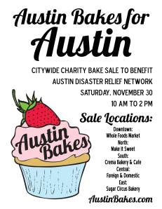 Austin Bakes Flyer - Color